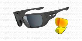 Óculos de Sol Oakley - Style Switch - 9194 - 60*18 07 Polarized