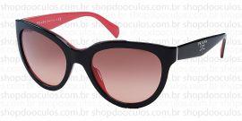 Óculos de Sol Prada - SPR05P 55*20 - KA3-0A5