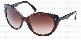 Óculos de Sol Prada - SPR21N 58*16 - 2AU-6S1