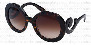 Oculos de Sol Prada - SPR27N 55*22 - 2AU-6S1