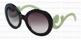 Óculos de Sol Prada - SPR27N 55*22 - QFL-0A7