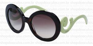 Oculos de Sol Prada - SPR27N 55*22 - QFL-0A7