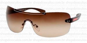 Oculos de Sol Prada - SPS 02M BRS-6S1