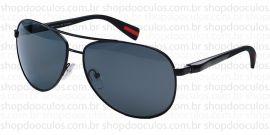 Óculos de Sol Prada - SPS51O 62*14 - 1BO-5Z1 Polarizado