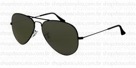 Óculos de Sol Ray Ban - Polarized - RB3025 - 58*14 002/58