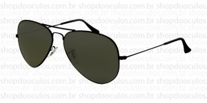 Oculos de Sol Ray Ban - Polarized - RB3025 - 58*14 002/58