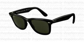 Óculos de Sol Ray Ban - RB2140 50*22 901/58 WAYFARER Polarizado