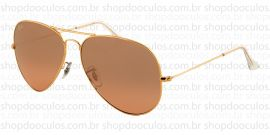 Óculos de Sol Ray Ban - RB3025 55*14 001/3E