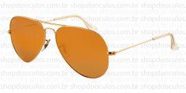 Óculos de Sol Ray Ban - RB3025 58*14 001/4F
