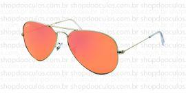 Óculos de Sol Ray Ban - RB3025 58*14 019/Z2