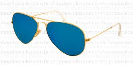 Óculos de Sol Ray Ban - RB3025 58*14 112/17