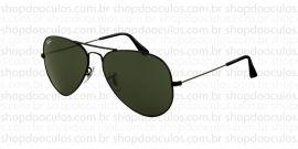 Óculos de Sol Ray Ban - RB3025 - 58*14 - L2823 Aviator