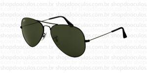Oculos de Sol Ray Ban - RB3025 - 58*14 - L2823 Aviator