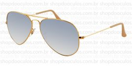 Óculos de Sol Ray Ban - RB3025 - 62*14 001/3F