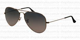Óculos de Sol Ray Ban - RB3025 62*14 004/78 Polarized