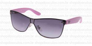 Oculos de Sol Ray Ban - RB3384 SMALL 062/8G