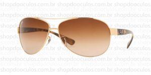Òculos de Sol Ray Ban RB3386 63*13 001/13 3N