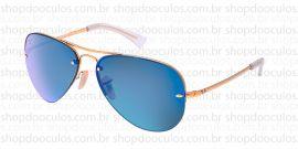 Óculos de Sol Ray Ban - RB3449  59*14  001/55