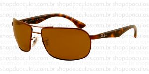 Oculos de Sol Ray Ban - RB3492 62*16 014/57 Polarized