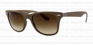 Oculos de Sol Ray Ban - RB4195 - 52*20 6033/13