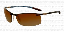 Óculos de Sol Ray Ban Tech Polarizado - RB8305 64*14 123/T5