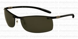 Óculos de Sol Ray Ban Tech Polarizado - RB8305 64*14 082/9A