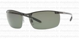 Óculos de Sol Ray Ban Tech Polarizado - RB8306 64*14 082/9A