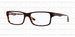 Oculos Receituário Ray-Ban - RB5245 - 54*17 5220