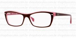 Óculos Receituário Ray-Ban - RB5255 - 53*16 2126