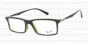 Oculos Receituário Ray-Ban - RB5269 - 53*17 2383