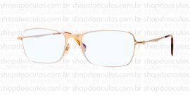 Óculos Receituário Ray-Ban - RB6253 - 52*18 2754